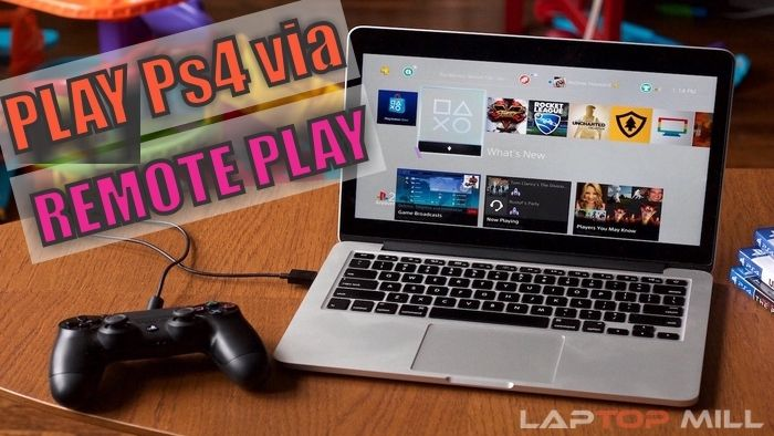 How To Play PS4 On A Laptop With HDMI Step By Step Guide