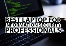 Top 7 Best Laptop For Information Security Professionals In 2021