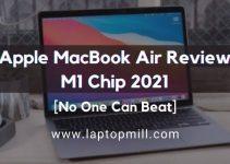 Apple MacBook Air Drawing Laptop Review 2021