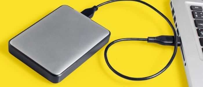 How To Use External Hard Drive On Laptop