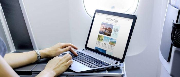 Can You Take Laptop On Plane