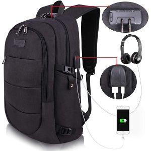 Tzowla Laptop Backpack Water Resistant