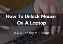 2 Ways To Unlock Mouse On A Laptop