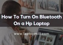 A Guide On How To Turn On Bluetooth On Hp Laptop?