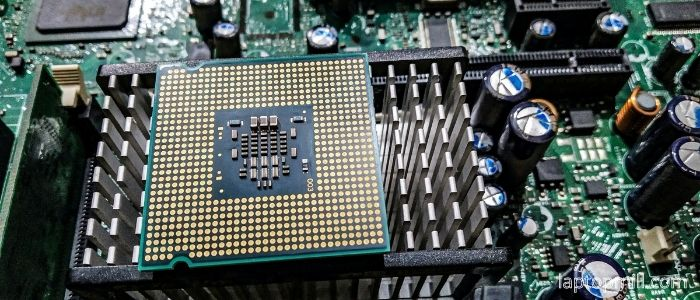 How to upgrade a laptop's processor speed