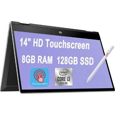best 2 in 1 laptop under 600 with ssd